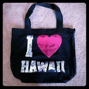 VS LOVE PINK - Hawaii Exclusive Tote
